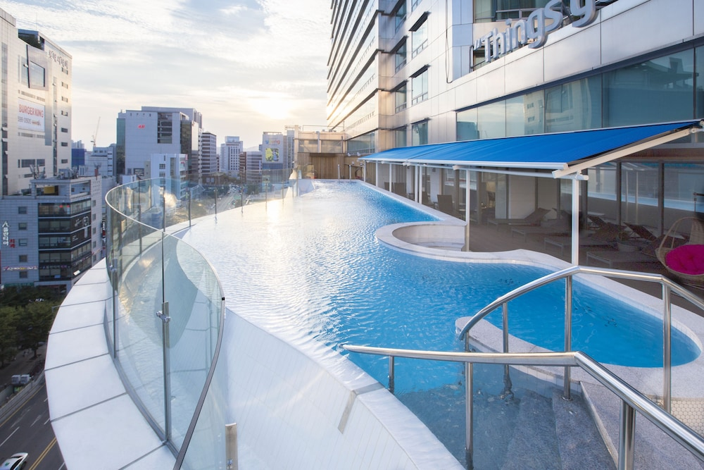 Novotel Ambassador Daegu In Daegu Hotel Rates Reviews On Orbitz