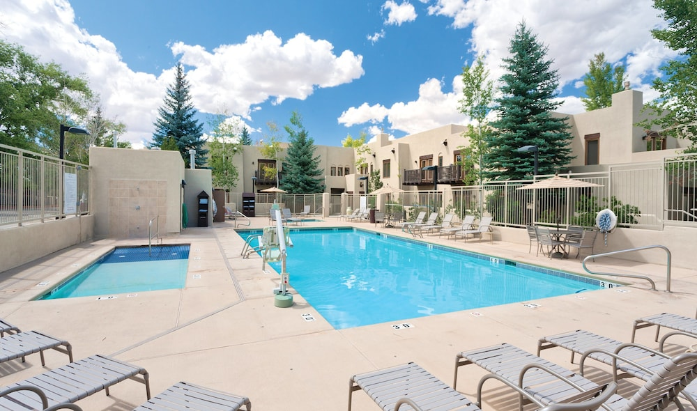 Pool, WorldMark Taos