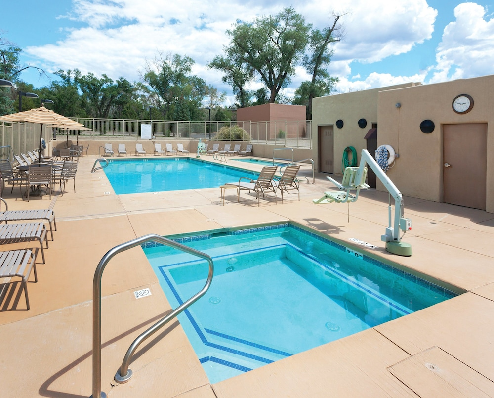 Outdoor Spa Tub, WorldMark Taos