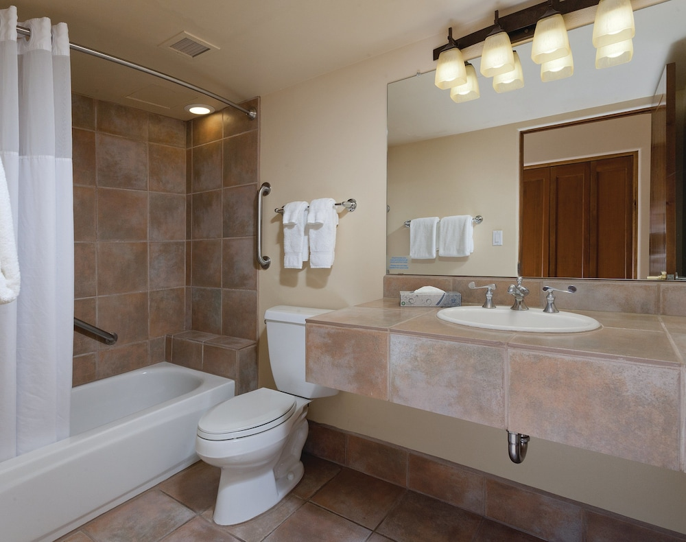 Bathroom, WorldMark Taos