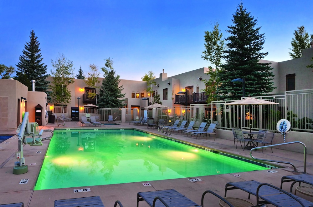 Outdoor Pool, WorldMark Taos