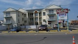 Hotel Charlee Villas by the Beach - Seaside Heights Hotels