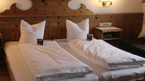 Premium bedding, in-room safe, individually furnished
