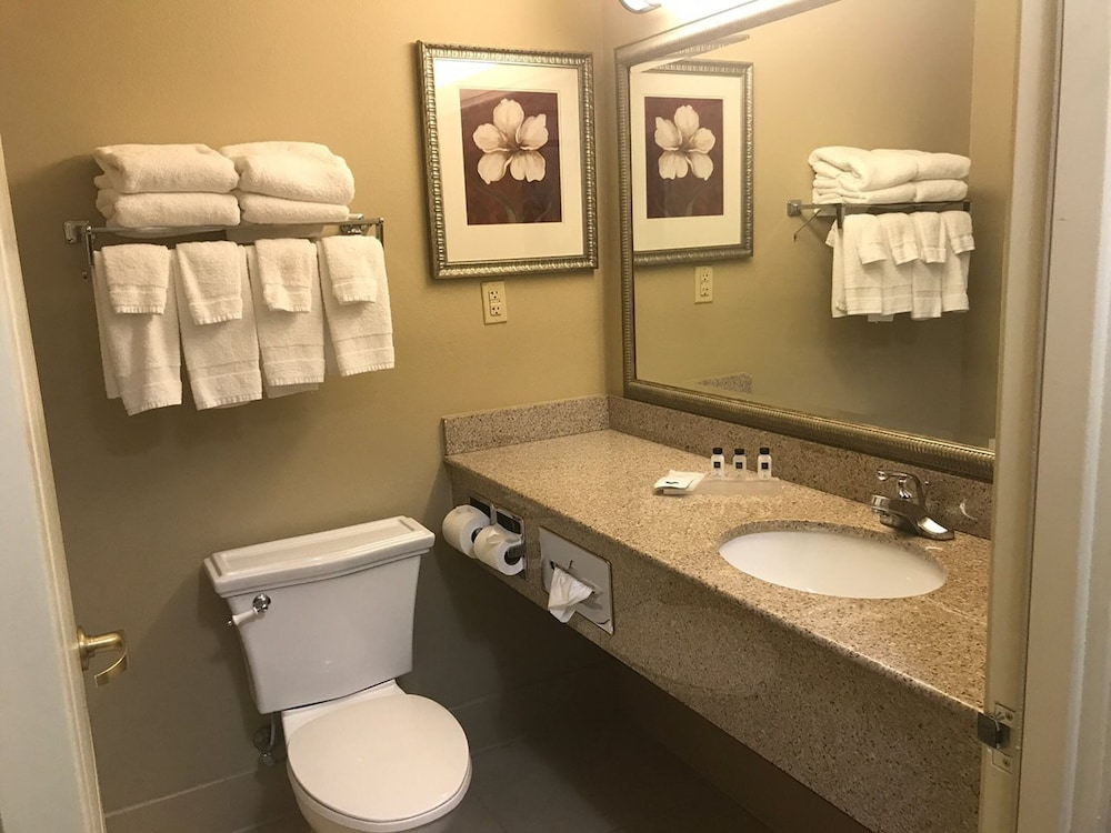 Bathroom, Country Inn & Suites by Radisson, Wilmington, NC