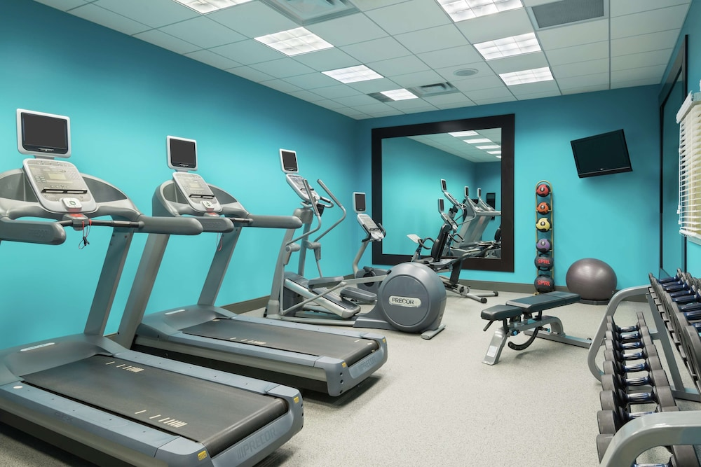 Fitness Facility, Hilton Garden Inn Tampa Airport Westshore