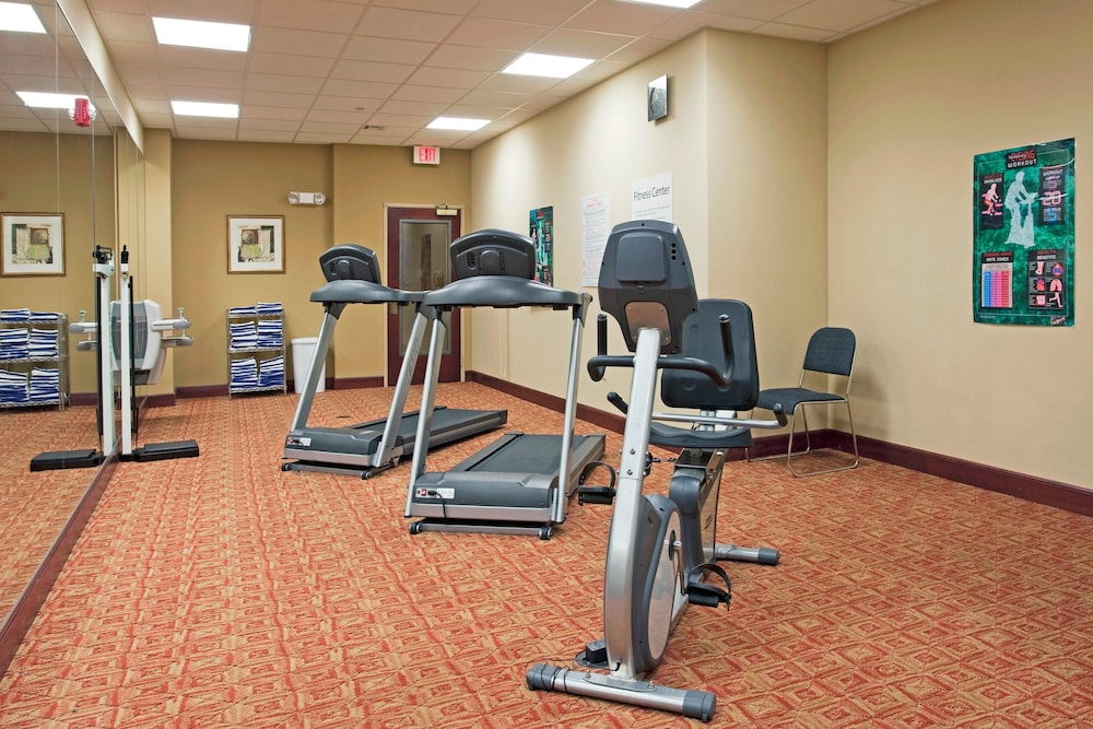 Fitness Facility, Holiday Inn Express Amarillo South