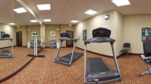 Gym, Holiday Inn Express Amarillo South