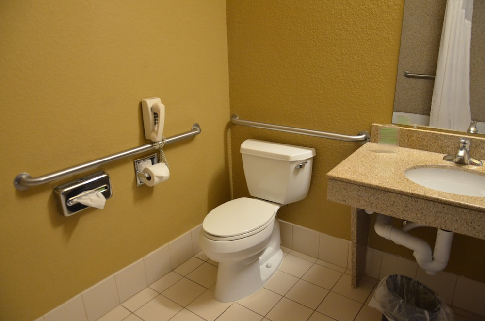Bathroom, Holiday Inn Express Amarillo South