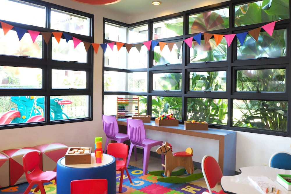 Children's Area, Le Meridien Chiang Rai Resort, Thailand