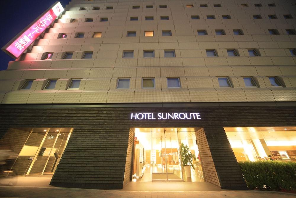 Hotel Sunroute Higashi Shinjuku In Tokyo