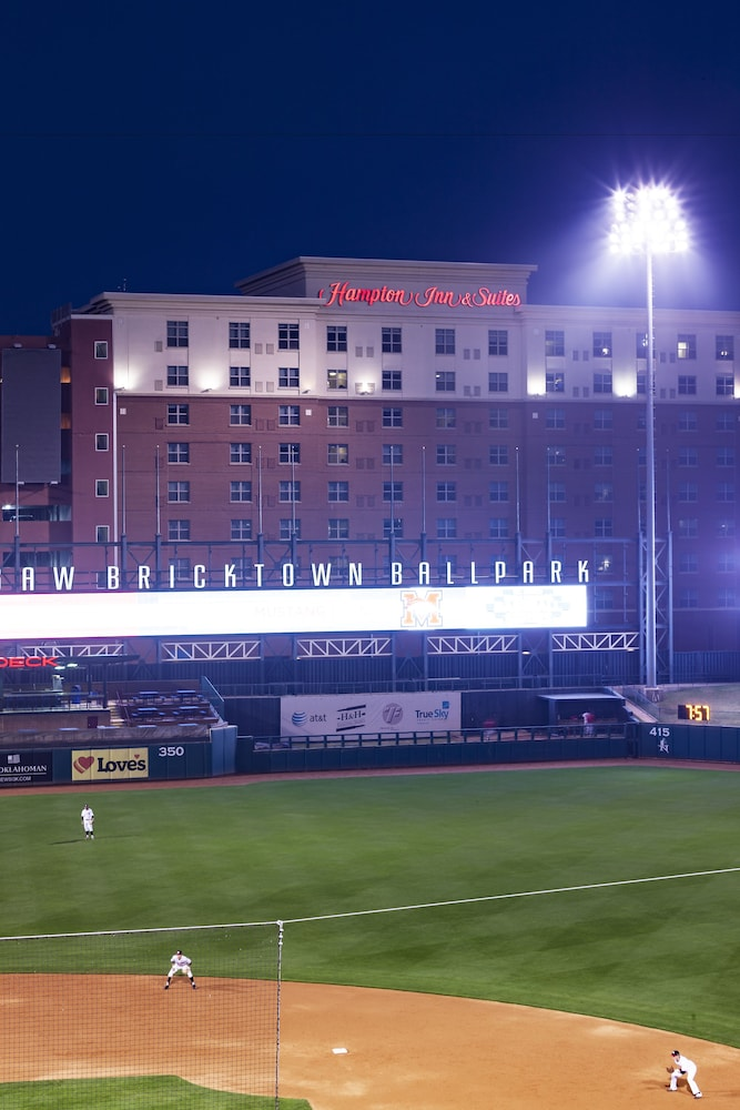 View from Property, Hampton Inn & Suites Oklahoma City-Bricktown