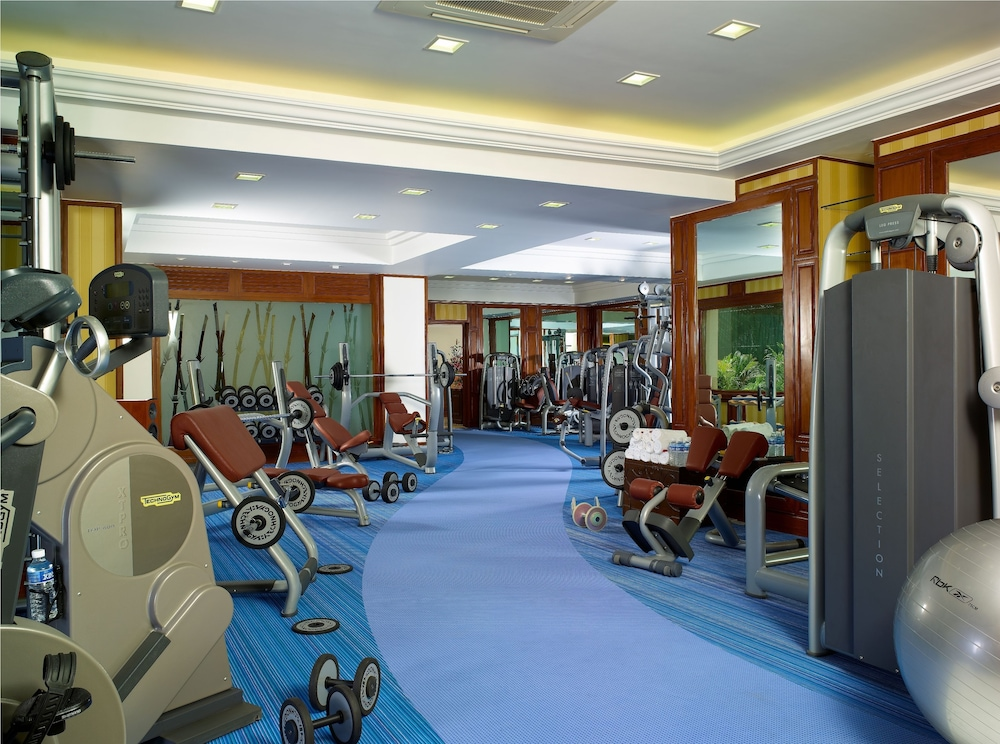 Gym, The Paul Bangalore