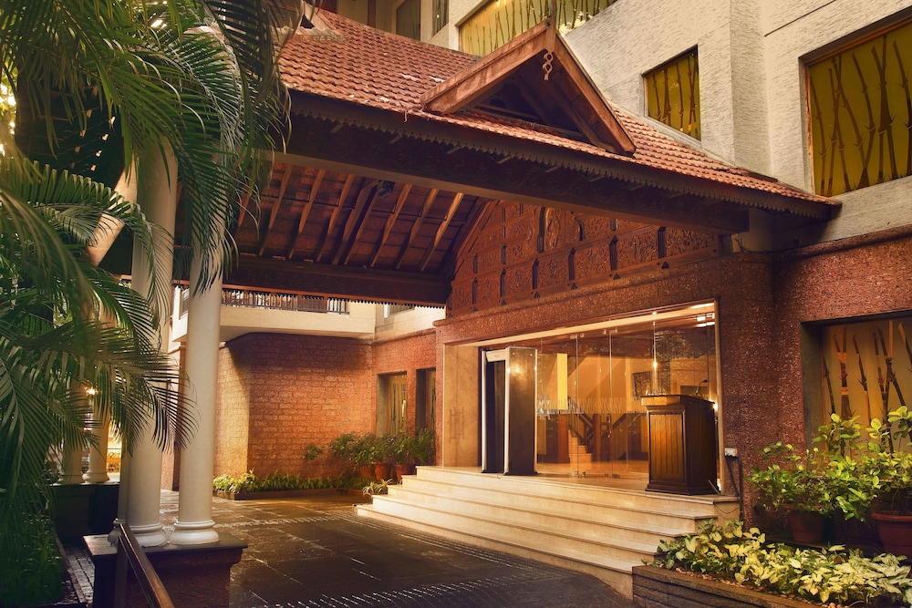 Property Entrance, The Paul Bangalore