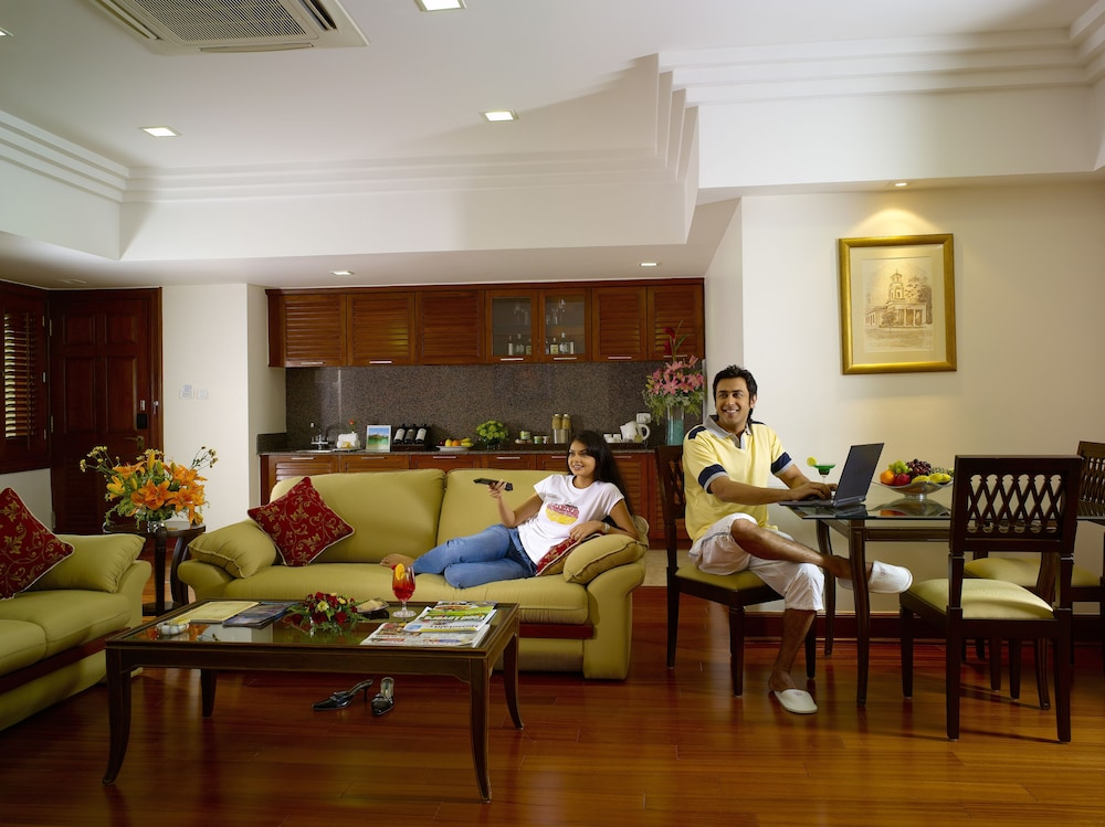Living Room, The Paul Bangalore