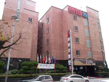 Incheon Airport Hotel June