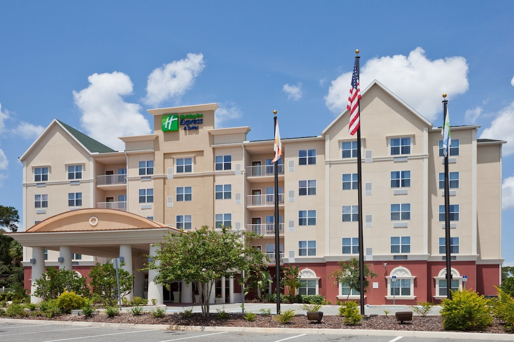 Exterior, Holiday Inn Express Hotel & Suites Lakeland North - I-4, an IHG Hotel