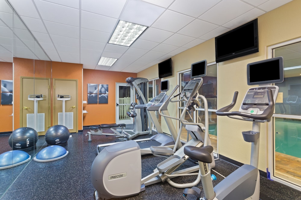 Fitness Facility, Holiday Inn Express Hotel & Suites Lakeland North - I-4, an IHG Hotel