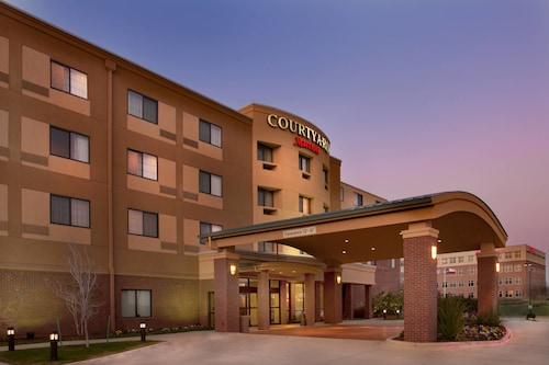 Great Place to stay Courtyard Marriott Denton near Denton