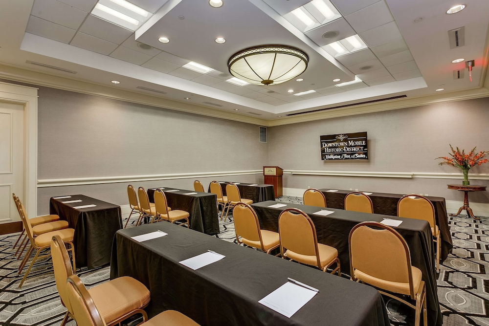 Meeting Facility, Hampton Inn & Suites Mobile- Downtown Historic District