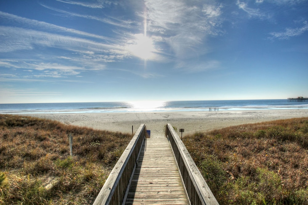 Kingston Plantation By Palmetto Vacations In Myrtle Beach