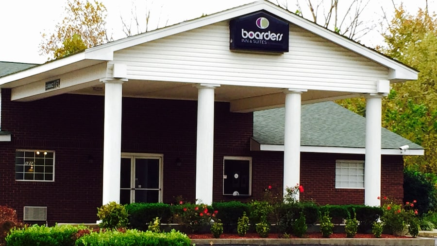 Boarders Inn & Suites by Cobblestone Hotels – Ashland City