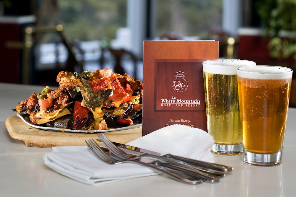 Food and Drink, The White Mountain Hotel & Resort