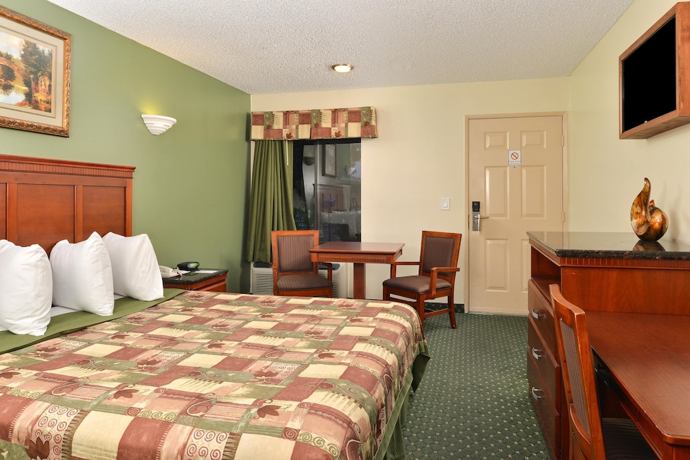 Room, Americas Best Value Inn Redlands San Bernardino