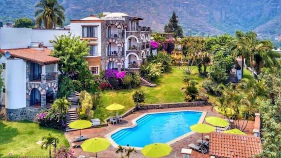 Hotel Posada Del Tepozteco