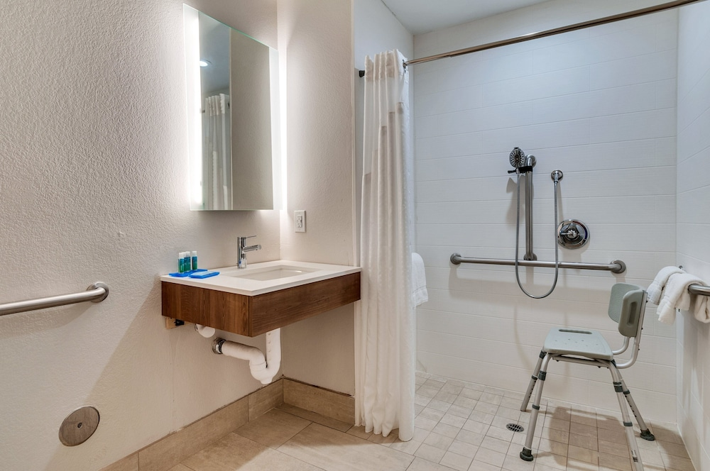 Bathroom, Holiday Inn Express & Suites, Lake Elsinore