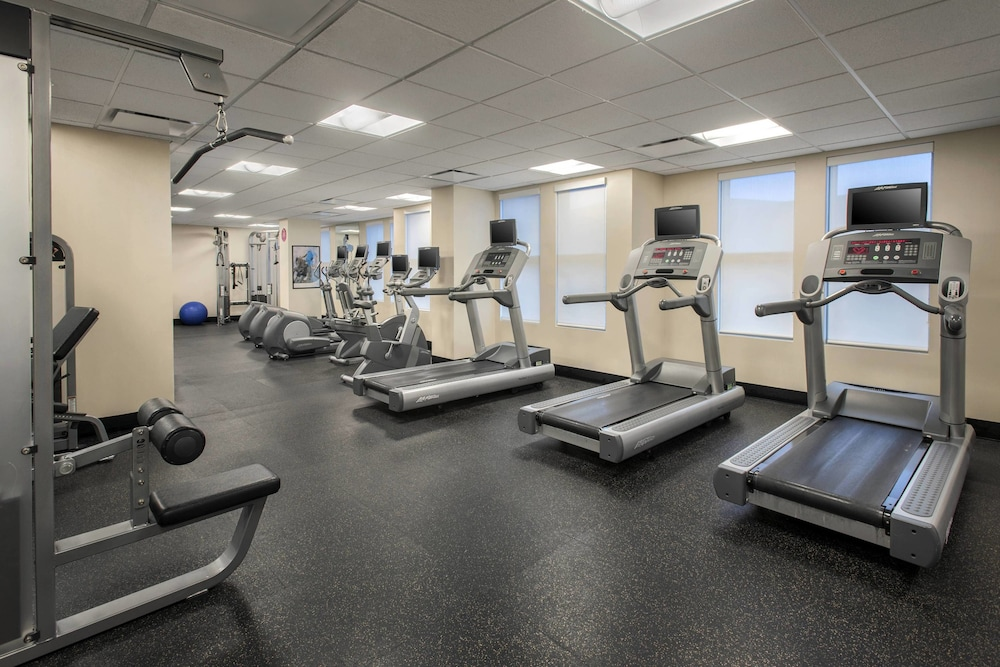 Fitness Facility, Residence Inn Alexandria Old Town South at Carlyle