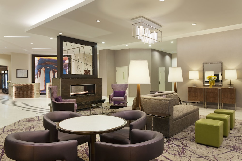 Lobby Sitting Area, Residence Inn Alexandria Old Town South at Carlyle
