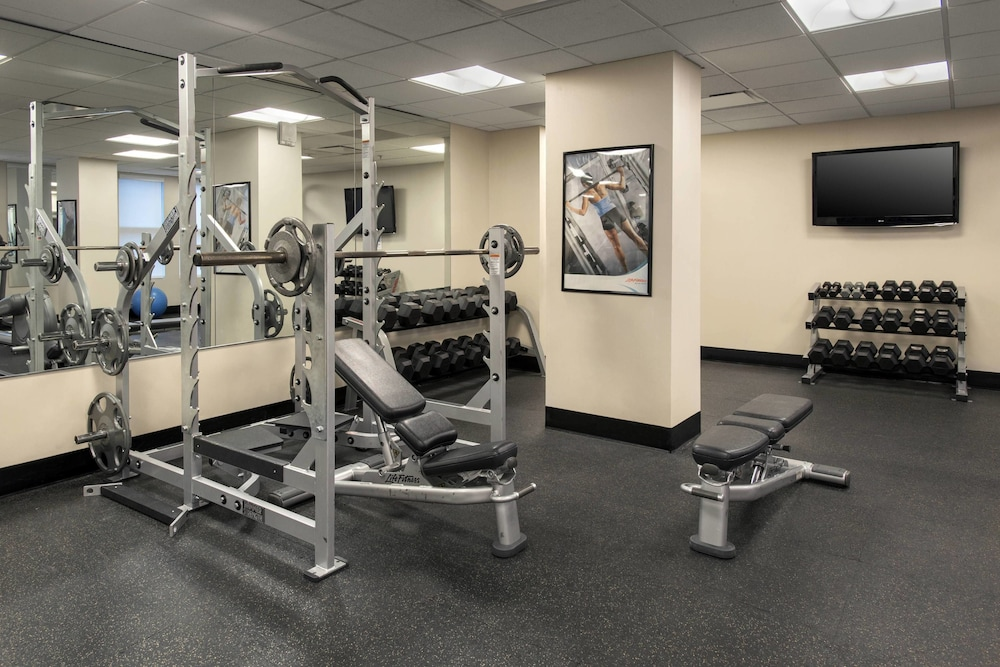 Sports Facility, Residence Inn Alexandria Old Town South at Carlyle