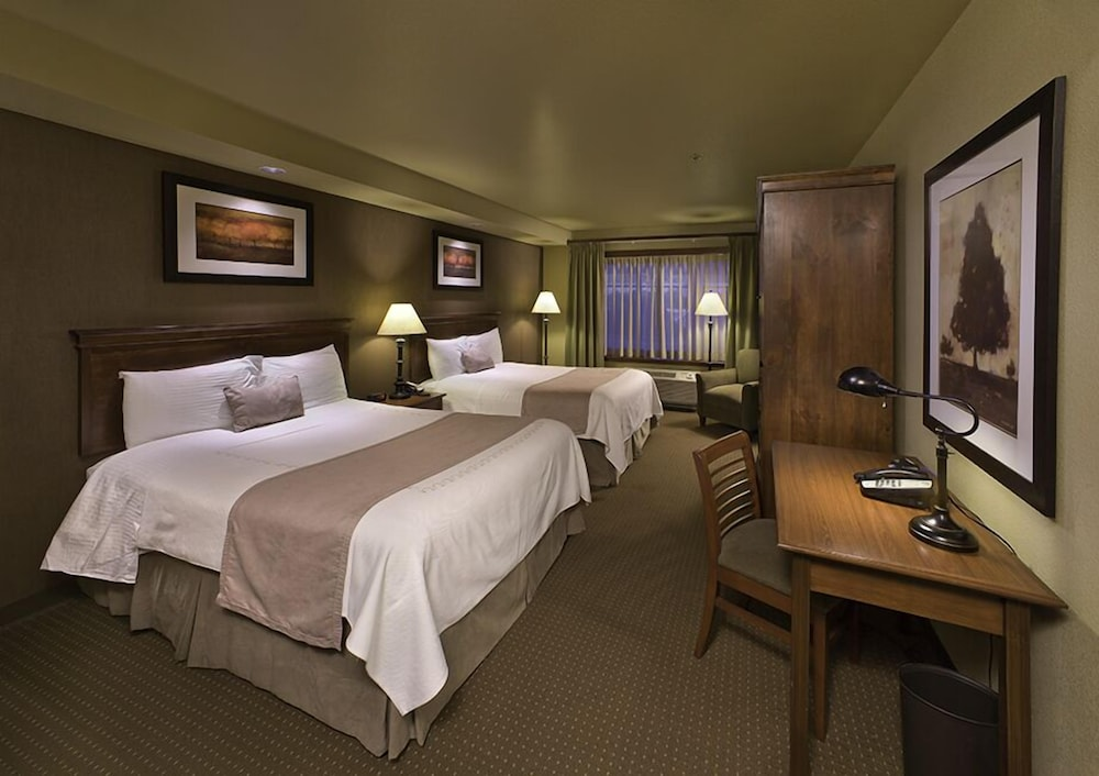 Room, Lodge At Feather Falls Casino