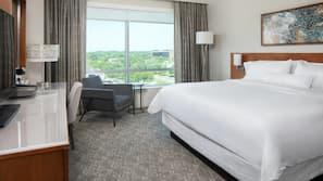 1 bedroom, premium bedding, pillowtop beds, minibar