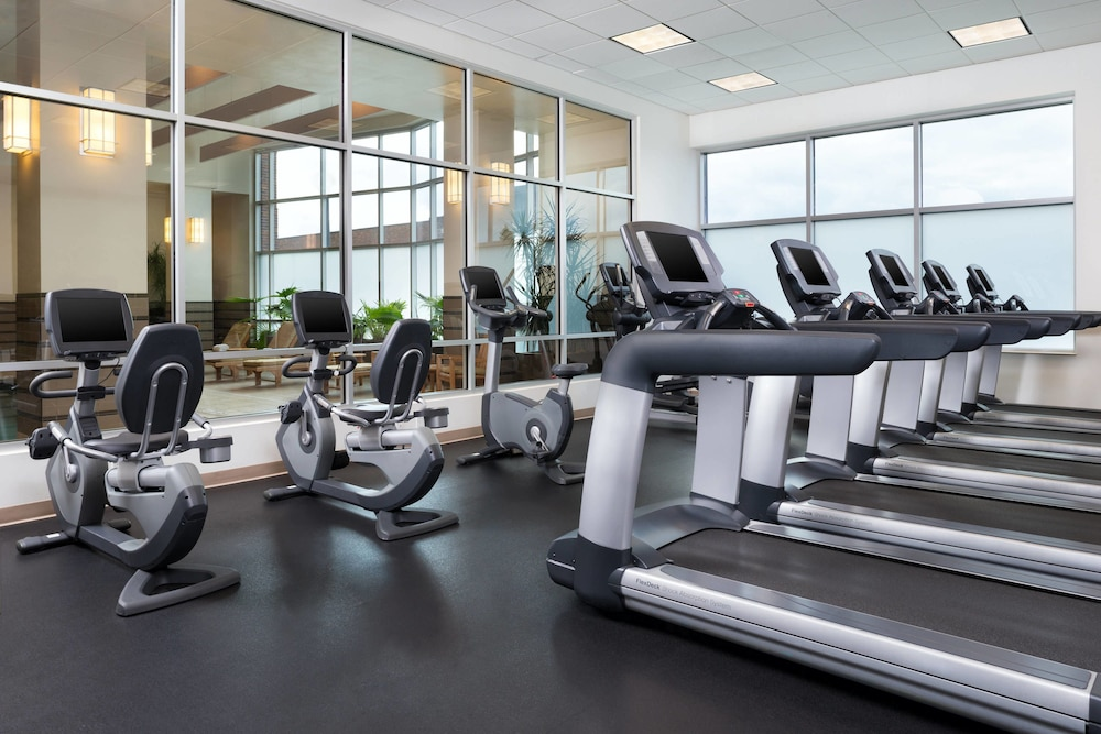 Fitness Facility, The Westin Edina Galleria