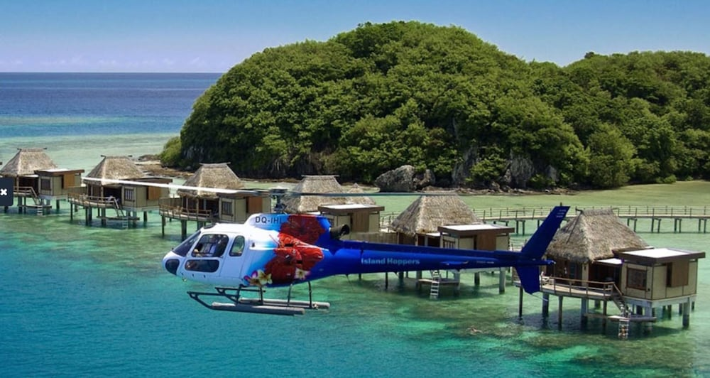 Helicopter/Plane Tours, Likuliku Lagoon Resort - Adults Only
