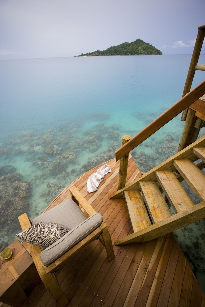 Balcony, Likuliku Lagoon Resort - Adults Only