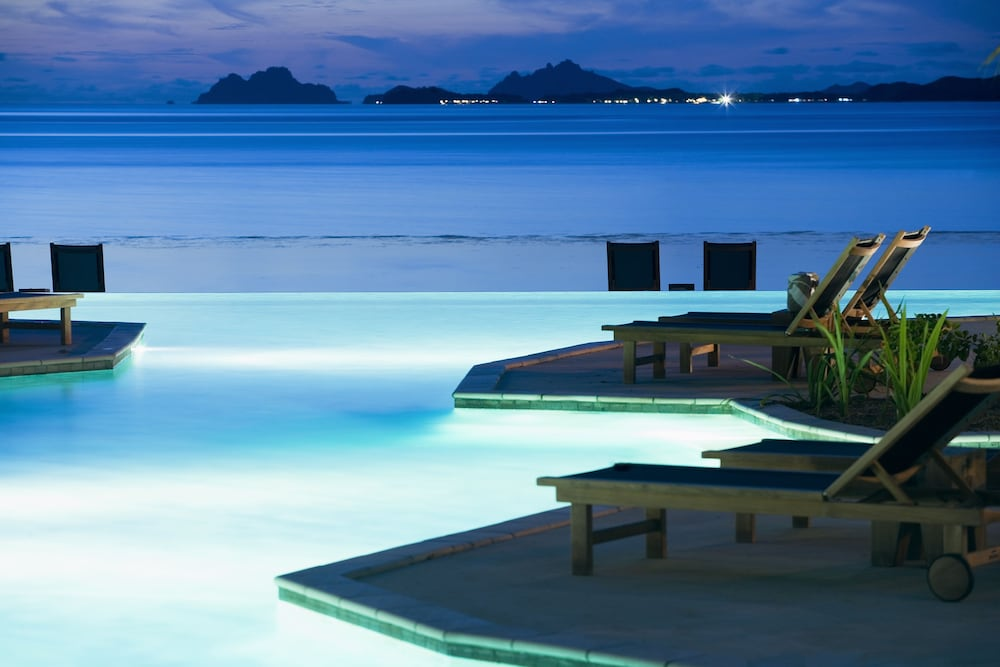 Pool, Likuliku Lagoon Resort - Adults Only
