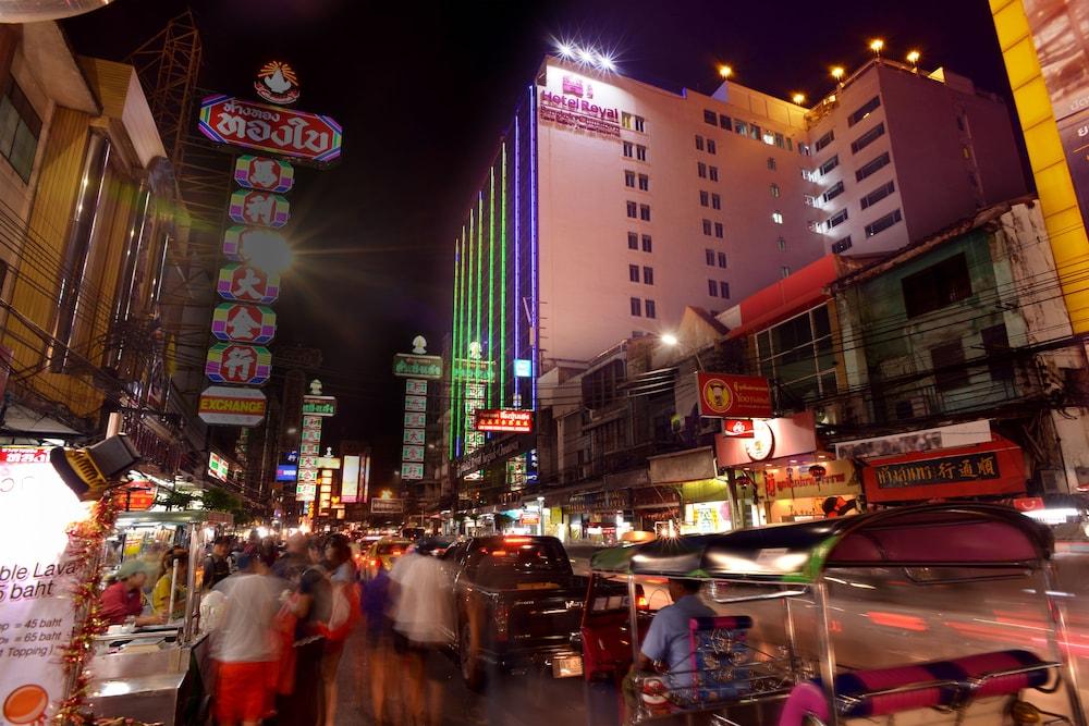 Hotel Royal Bangkok China Town