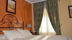 1 chambre, minibar, coffre-forts dans les chambres, rideaux occultants