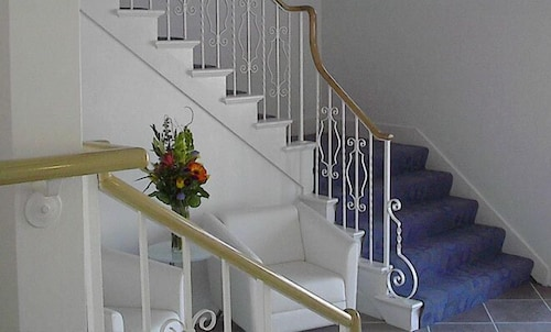 Staircase, The Varden-A Boutique Hotel