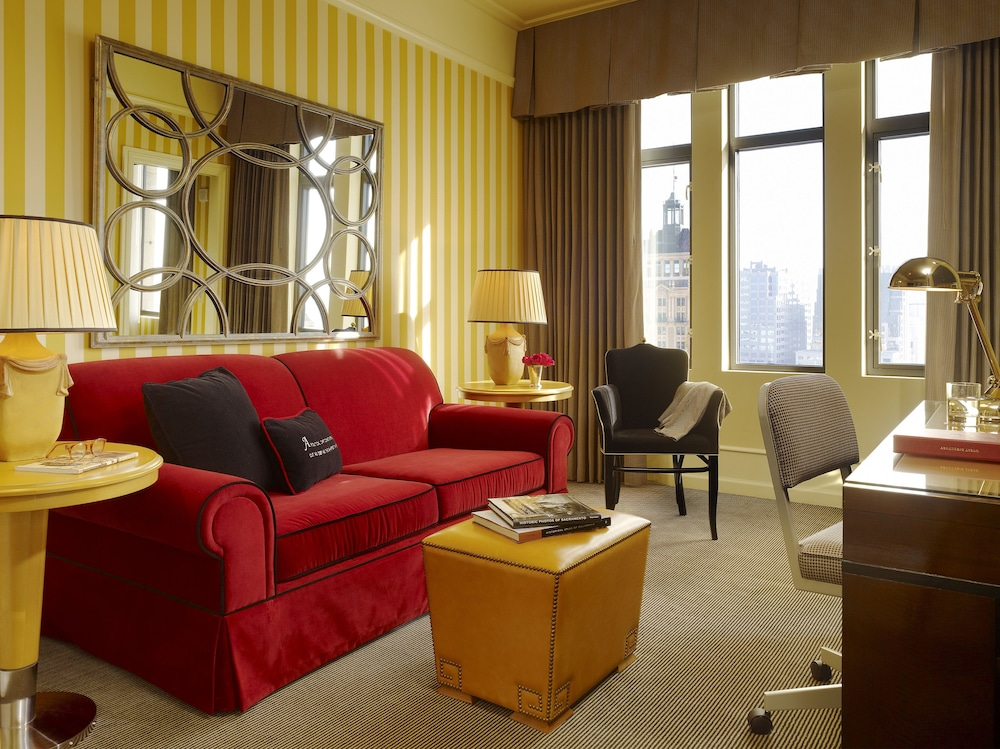 Living Room, The Citizen Hotel, Autograph Collection