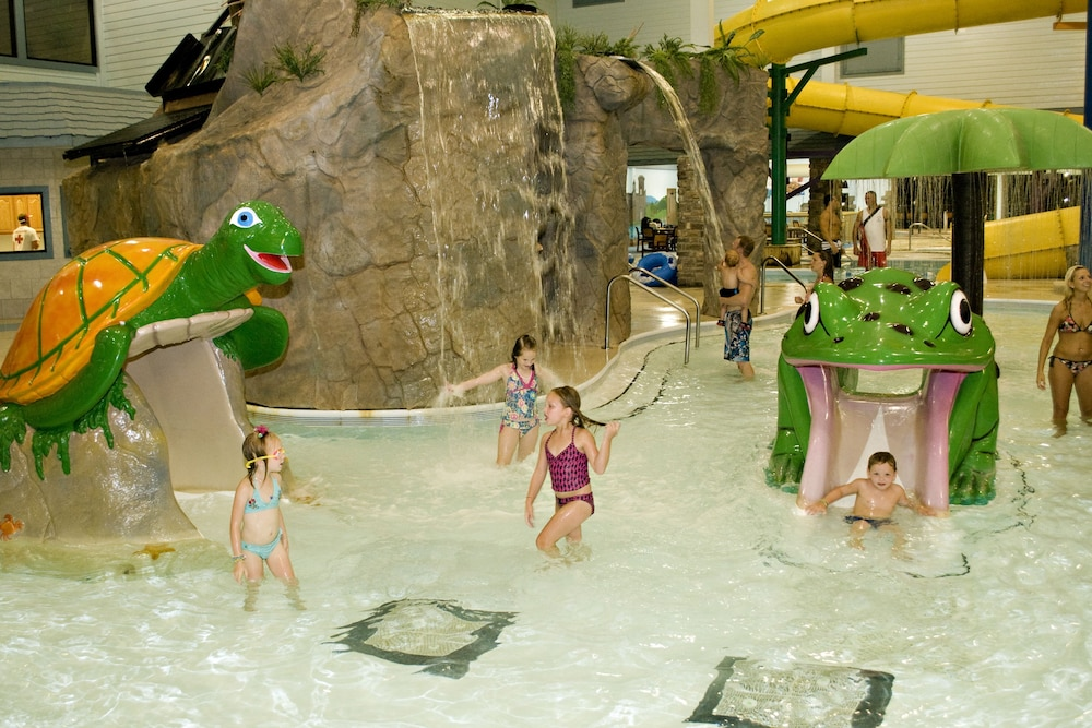 Children's Pool, Castle Rock Resort & Waterpark