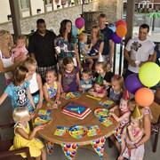 Birthday Party Area