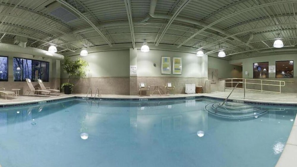 Indoor Pool, Holiday Inn Express Hotel & Suites Detroit-Novi