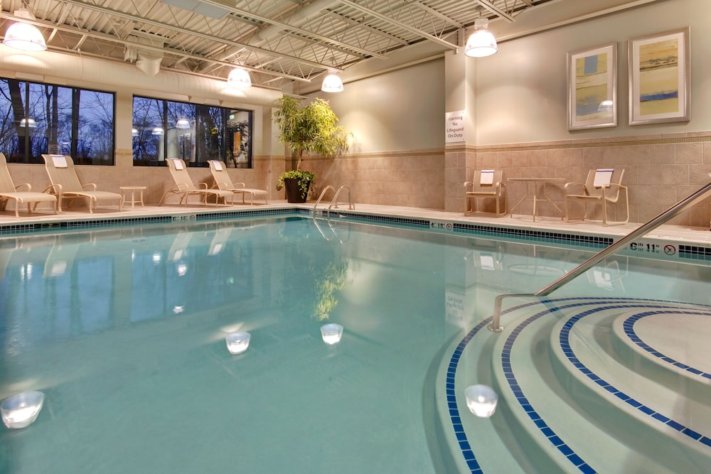Pool, Holiday Inn Express Hotel & Suites Detroit-Novi