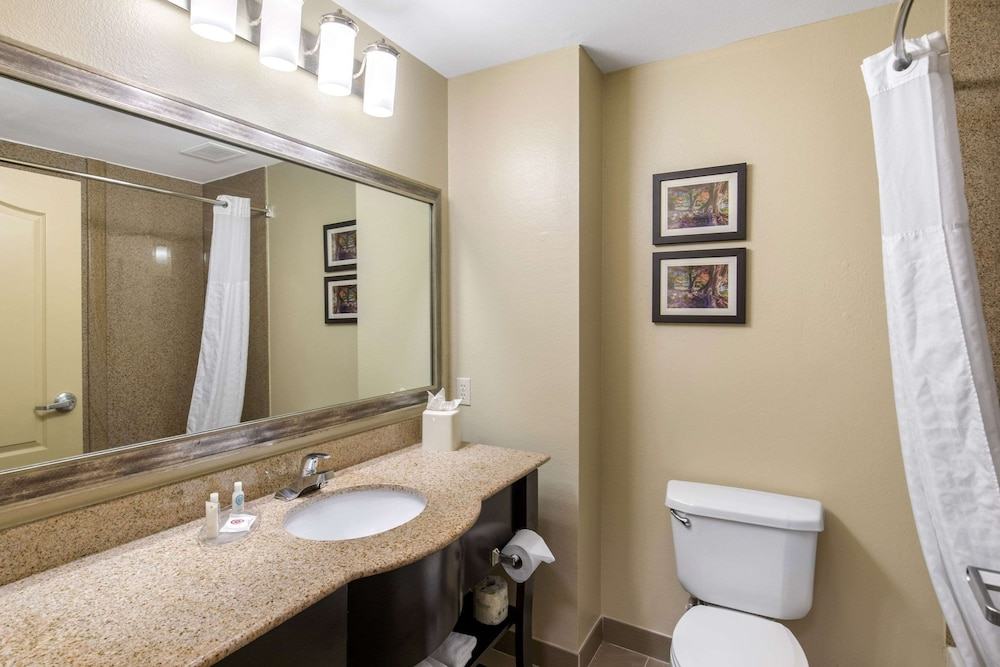Bathroom, Comfort Inn & Suites Cedar Hill Duncanville