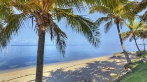 Beach nearby, snorkeling, kayaking