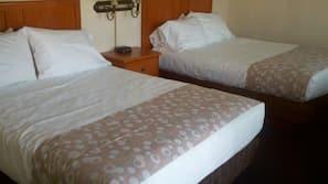 高档床上用品、遮光窗帘、熨斗/熨衣板、折叠床/加床(额外收费)