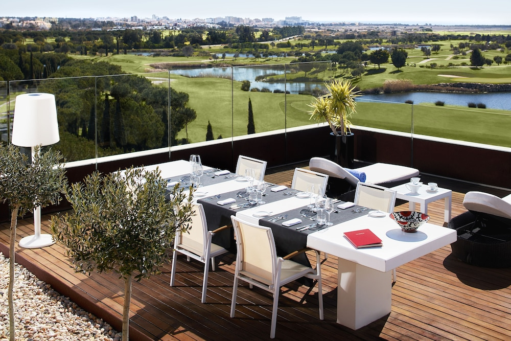 View from Property, Anantara Vilamoura